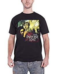 Paradise Lost T Shirt Icon Album Band Logo Nouveau Officiel Homme c544dff40c93