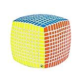 DRFFF Juguetes educativos 11 x 11 Cubos Undécimo Juego de Cubos de Rubik Rompecabezas Boutique recomendados Juguetes de Novedad con Forma Creativa