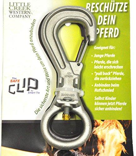 Sicherheits Anbindehaken The Safe Clip -
