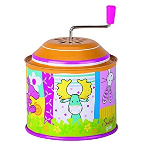 Goki - 2041425 - Music Box In - Susibelle Kollektion