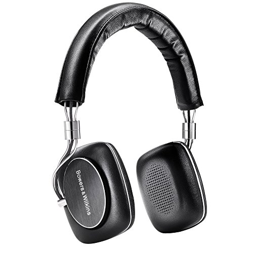 Bowers & Wilkins P5 S2 Headphones, Black