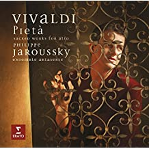 Vivaldi: Pietà: Sacred Works For Alto
