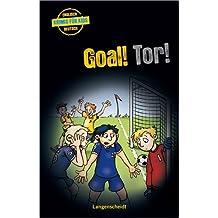 Goal! - Tor! - Schuber mit 3 Büchern (Englische Krimis für Kids)
