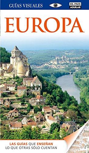 Europa GUIAS VISUALES 2012 (Guías Visuales) por Varios autores