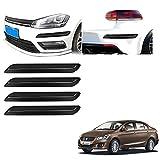 #4: Vheelocityin Very Light and Durable Car Bumper Guard protectors For Maruti Suzuki Ciaz