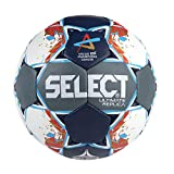 SELECT Ultimate Replica Ballon Adulte Unisexe, Grey/Blue/Red, mini(0)