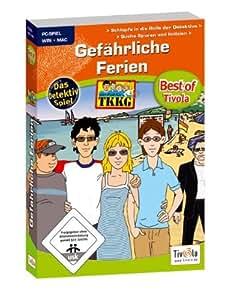TKKG 14: Gefährliche Ferien [Best of Tivola]