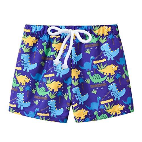 Bañador Natacion niño bebé 1 a 6 años, Trajes de baño Estampado de Flor bañador pañal niña bañador...