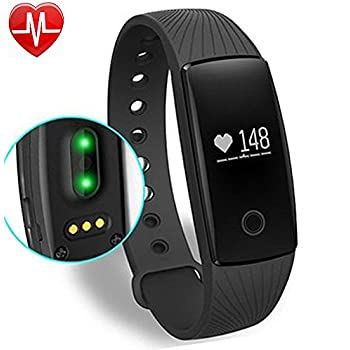 montre connect e ganriver fitness tracker d 39 activit cardiofrequencemetre montre sport bracelet. Black Bedroom Furniture Sets. Home Design Ideas