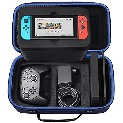 SHareconn Funda para Nintendo Switch, Portátil ...