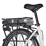Telefunken E-Bike Damen Elektrofahrrad Alu, mit 7-Gang Shimano Nabenschaltung, Pedelec Citybike leicht mit Fahrradkorb, 250W und 13Ah, 36V Lithium-Ionen-Akku, Reifengröße: 28 Zoll, RC657 Multitalent Test