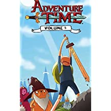 Adventure Time Vol.5 by Ryan North (2014-10-03)