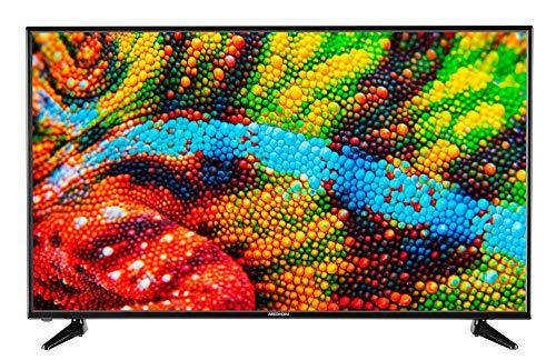 MEDION P15522 146,1 cm (58 Zoll Ultra HD) Fernseher (Smart-TV, 4K Ultra HD, HDR, Triple Tuner, DVB-T2 HD, Netflix App, PVR, Bluetooth) schwarz
