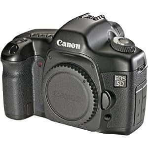 Canon EOS 5D body 12.8MP CMOS Black - Digital Cameras (12.8 MP, CMOS, 10x, 810 g, Black)