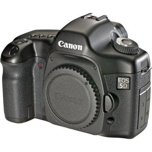 Canon EOS 5D SLR-Digitalkamera (12 Megapixel) Kameragehäuse (Flash Für Canon Eos 5d)