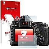 upscreen Scratch Shield Displayschutzfolie Canon EOS 5D Mark IV Schutzfolie – Klar, Kratzfest