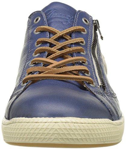 Pataugas Jay/N, Baskets Basses Homme Bleu (Bleu)