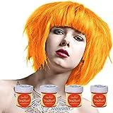 4 x La Riche Directions Semi-Perm Hair Colour (ALL COLOURS Avail) 4x 88ml