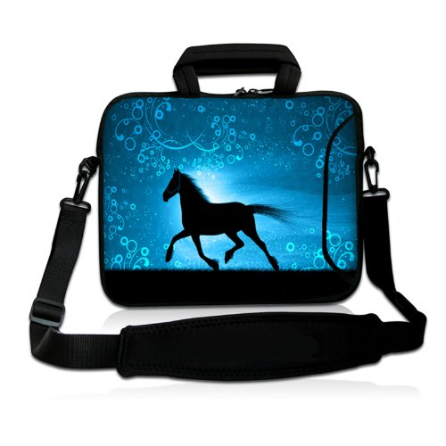 "ToLuLu®Horse & Blue 12.5"" 13"" 13.3"" inch Notebook Laptop for sale  Delivered anywhere in UK"