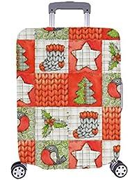 e2523199f Christmas Seamless Pattern Invierno Acuarela Stock Illustration Patron  Spandex Trolley Case Viaje Equipaje Maleta de 28