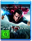 Man of Steel [Blu-ray] -