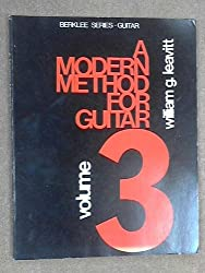 Modern Method for Guitar Volume 3