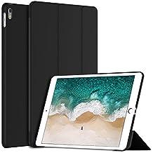 JETech Funda para Nuevo iPad Pro 10,5 2017 Carcasa Case (Apple New iPad Pro 2017) Auto-Aueño/Estela (Negro)