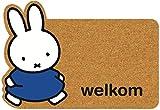 Kreisy Miffy Welkom/Willkommen - Fußmatte 80x55