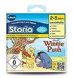 VTech 80-233104 - Lernspiel Winnie Puuh (Storio 2, Storio 3S)