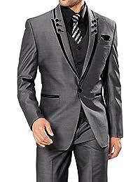 GEORGE Costume Homme Hommes costumes veste veste de costume 2-pièces, pantalon de costume 113