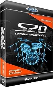 TOONTRACK UPGRADE EZ DRUMMER->SUPERIOR 2.0 Computer music Drum Kits