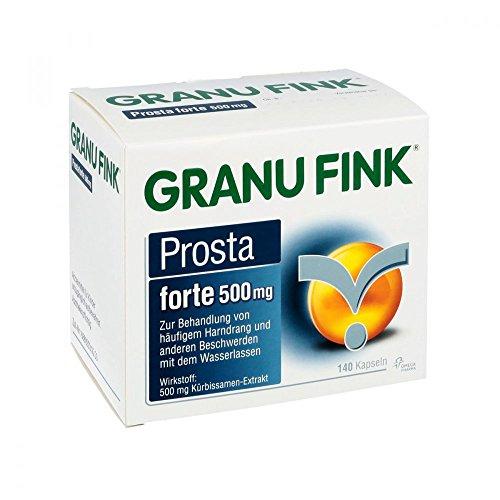 GRANU FINK Prosta forte 500 mg, 140 St. Hartkapseln