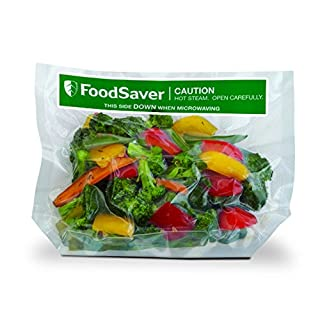 Food Saver JC4902 Freeze N Steam Congelation Pack de 16 Sacs 0,95 L
