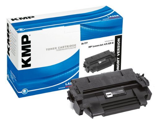 KMP Toner für HP Laserjet 4 EP-E Refill, Text Qualität Inhalt 340g für ca. 6800 Seiten,