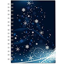 Designer Printed Cover Page Spiral Notebook (500 Pages) By AART