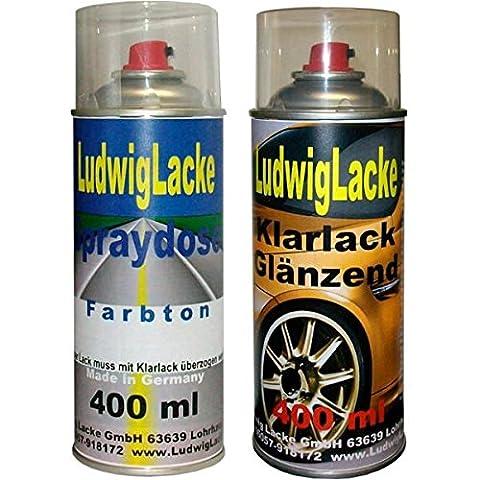 Spray Set Dodge Candy Apple Red Perleffekt PH2 Bj.95-99
