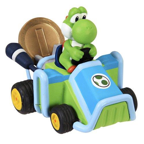 Nintendo - Figura Super Mario Coin Racers: Yoshi