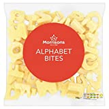 Morrisons Alphabet Bites, 500g (Frozen)