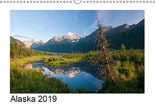 Alaska 2019 (Wandkalender 2019 DIN A3 quer)