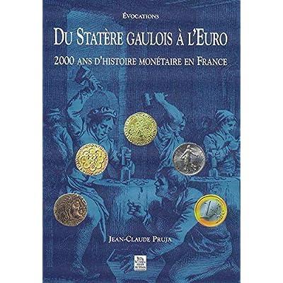 Statère gaulois à l'Euro (Du)