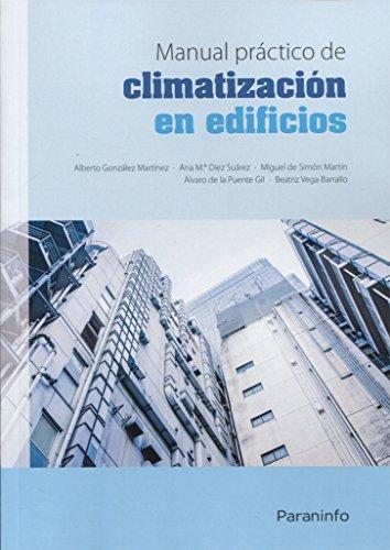 Manual práctico de climatización en edificios por ANA MARÍA DIEZ SUÁREZ