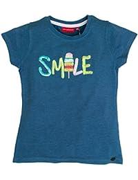 Salt & Pepper Smile Pailletten, T-Shirt Fille