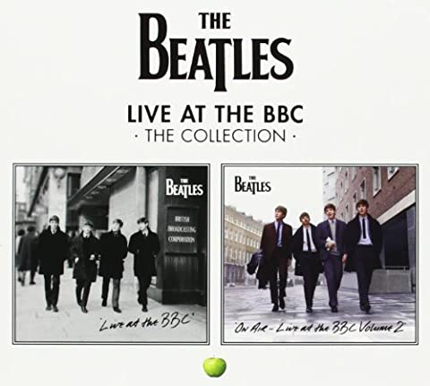 The Beatles Box - Live at the BBC - the Collection
