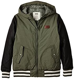 Vans rutherford b veste pour garçon S Multicolore - Anchorage/Black