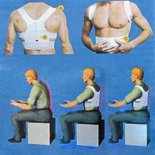 ewinever(TM) Terapia enderezadora 2pcs unisex Imán Corrector de Postura espalda ayuda del apoyo del hombro