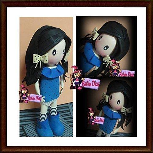 Fofucha London II. Muñecas personalizadas Handmade