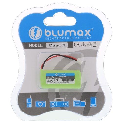 blumax-batteria-24-v-600-mah-per-siemens-gigaset-a14-a120-a140-a140-trio-a140-weib-a140-duo-a145-a16