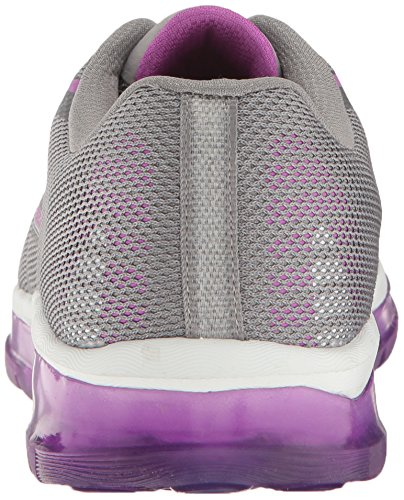 Skechers Performance Womens Go Air 2 Walking Shoe Gray/Purple