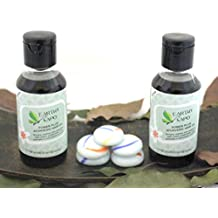 Earthy Sapo Power Plus Ayurvedic Hair Oil (bhringraj, brahmi, rosemary)