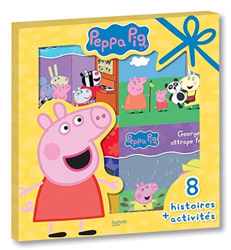 Peppa Pig - Coffret 8 histoires + activités